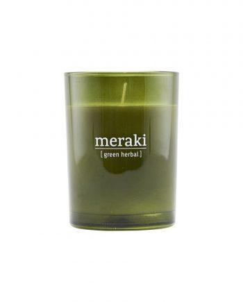 308150054 01 350x435 - Duftlys - Green herbal