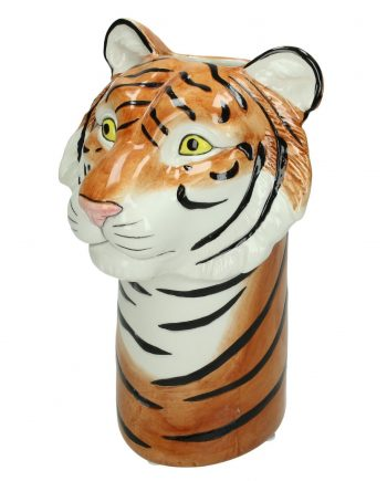 XET 3509 350x435 - Vase  - Tiger small