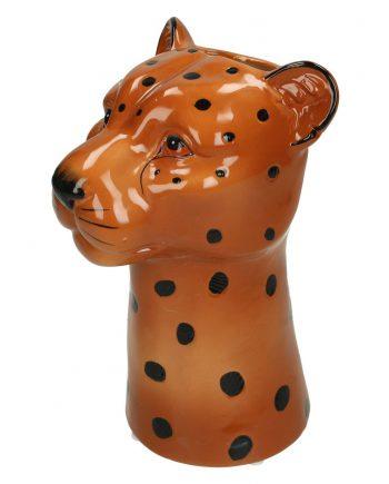 XET 3511 350x435 - Vase  - Leopard