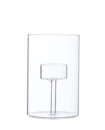 """68242 350x435 - Lyslykt/vase - """"sylinder"""" L"""