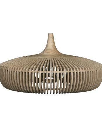 """UMAGE packshot 2343 Clava Dine Wood oak ash low res 350x435 - Taklampe """"Clava dine wood"""""""