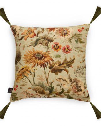 avalon medium cotton linen cushion apple 1.1580740845 350x435 - Pute - Avalon Apple, Cotton/linen, House of Hackney