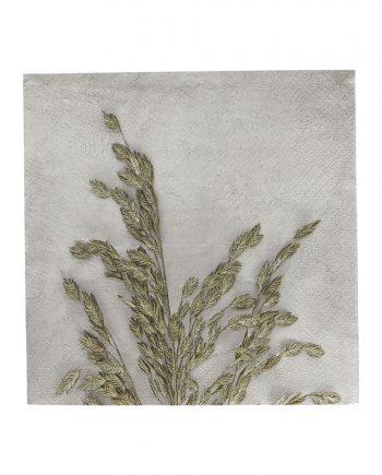 """208970100 01 350x435 - Servietter - """"Grass"""""""