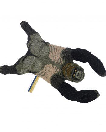 "1.45.10.037.900.5 GROOVY GORILLA RUG LARGE WEB 350x435 - Gulvteppe ""Groovy gorilla"""