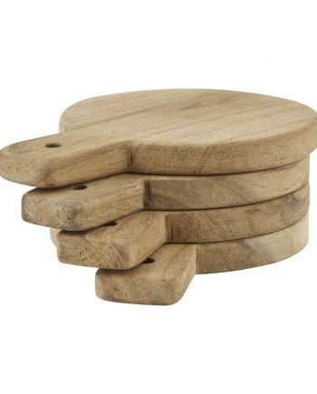 "nvzsg010 01 350x435 - Coasters - ""Wood"" 4 stk"