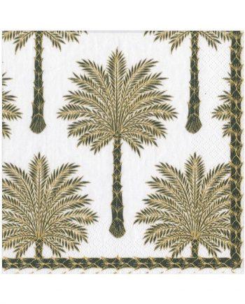NL15932 1024x1024 350x435 - Servietter - Grand Palms Black