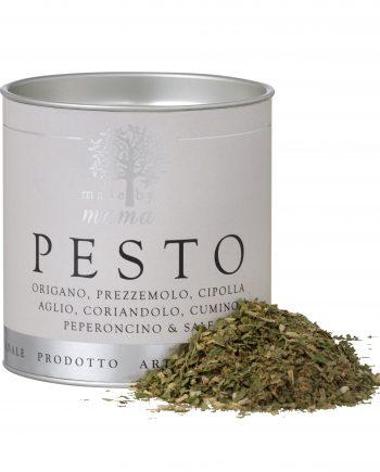 Pestokrydderi produkt 02 2019 10 HiRes 350x435 - Krydder - Pesto 75 gram