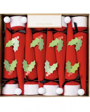 """Skjermbilde 2020 09 28 kl. 13.35.09 350x435 - Crackers - """"Santa hat"""" 8 stk"""
