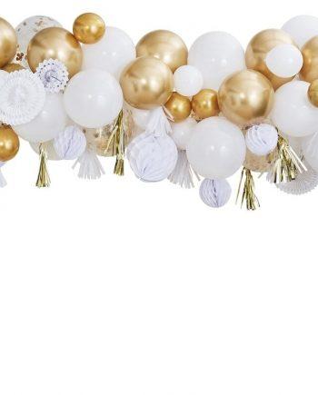 "mix 226 gold balloon wbrkf 350x435 - Girlander ""Gold"" - Mix it up, 80 stk"