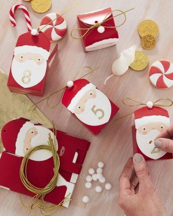 """san 312 santaadventboxes min 350x435 - Adventskalender """"Silly santa"""""""