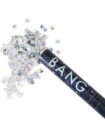sg 105 iridescent ombre giant confetti cannon z 350x435 - Confetti Cannon - BANG