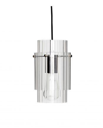 991202 350x435 - Lampe - Klart glass og metall