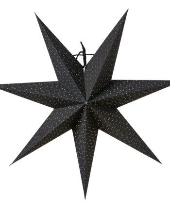 Aino 44 black 1 350x435 - Adventsstjerne - Aino slim 44, black