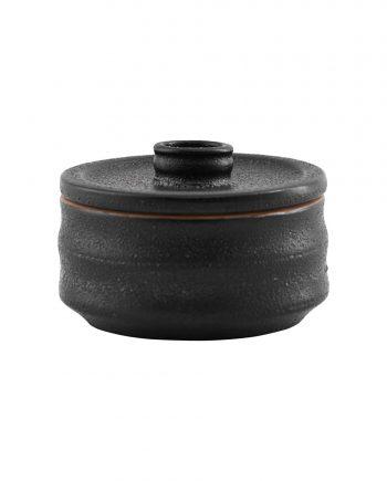 pk0610 01 350x435 - Oppbevaring med lokk - svart