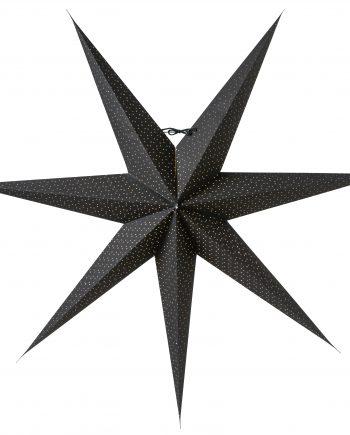 Aino 80 black 350x435 - Adventsstjerne - Aino slim 80, black