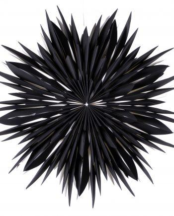 Maja 60 black 350x435 - Adventsstjerne - Maja, 60 black