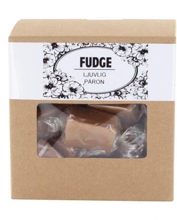saga fudge pear 350x435 - Karameller - Pære