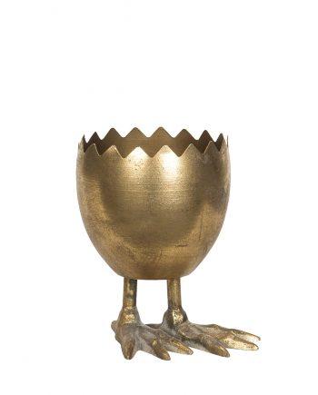 13324 350x435 - Blomsterpotte - Egg m/ben small