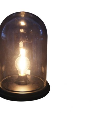 """BJ9L 1 350x435 - Bordlampe """"Glass dome"""""""