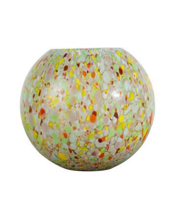 "5284300714 f 350x435 - Vase ""sprinkle"" multi"