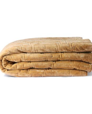 """tts1033 eg 350x435 - Sengeteppe """"Quiltet cotton velvet"""""""
