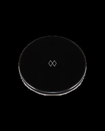 """UMAGE packshot 4185 Unifier black chrome lowres 960x960 350x435 - Trådløs lader """"Unifier"""""""