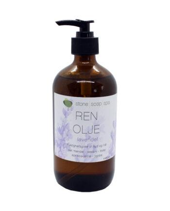 art. 332 ren olje lavendel 450ml 350x435 - Ren Olje - Lavendel