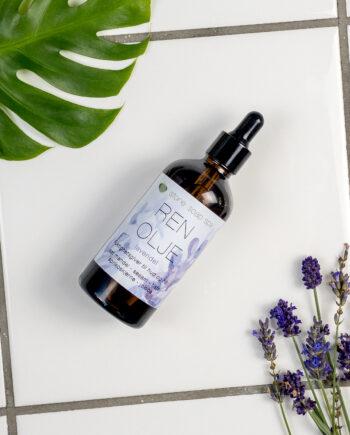 lavendel 100ml full 350x435 - Ren Olje - Lavendel 100 ml