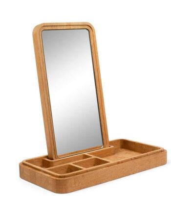 """5713487054811mirror box spring copenhagen1 350x435 - Oppbevaring """"Mirror box"""" - Eik"""