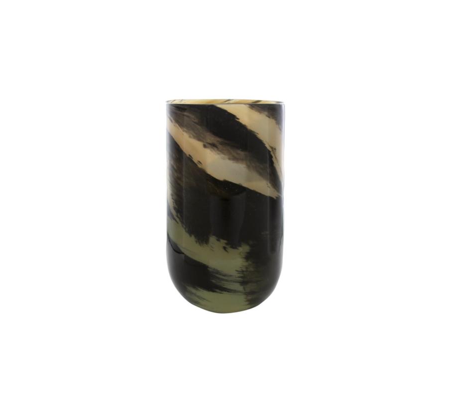 "Skjermbilde 2021 06 15 kl. 10.56.25 920x842 - Vase ""Kaja - black stone"""