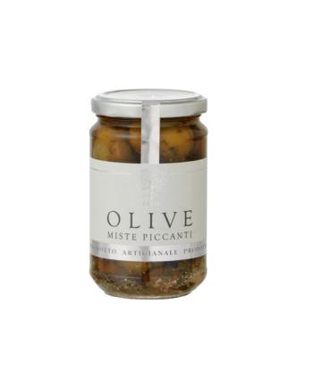 Skjermbilde 2021 07 06 kl. 10.11.16 350x435 - Oliven - Mix piccante 280 gram
