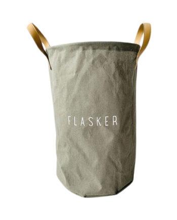 """459111 350x435 - Oppbevaring """"Flasker"""" - Grønn"""