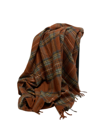 "IMG 3273 removebg preview 350x435 - Pledd - ""Stewart Royal Antique Tartan"" - Ullmix 145x190 cm"