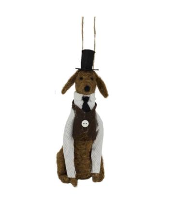 Skjermbilde 2021 09 27 kl. 12.09.11 350x435 - Julepynt - Dog w/fancy clothes
