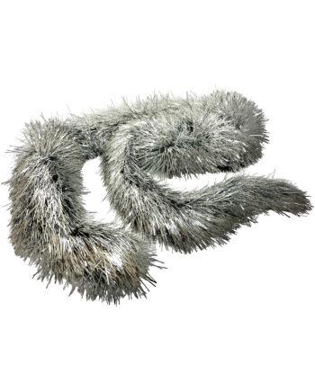 IMG 3906 1 350x435 - Tinsel - Downswept silver 200 cm