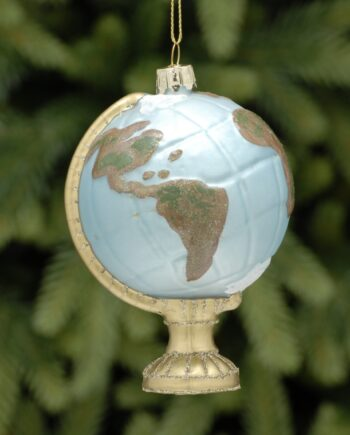 P034927 350x435 - Julepynt - Glass Globe