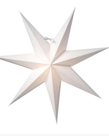 """Skjermbilde 2021 10 18 kl. 09.18.29 350x435 - Adventsstjerne """"Aino"""" - Slim white 100"""